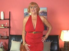 Naughty, immense breasted, 61-year-old divorcee. Got your attention?