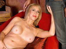 Erica Lauren's first anal scene